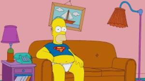 Гомер — самый популярный герой мультфильма Симпсоны